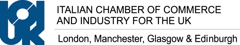 Italian Chamber of Commerce for the UK Logo